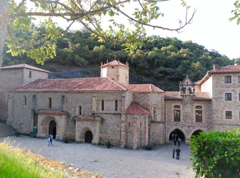 2017, Año Jubilar Lebaniego. La Ruta Lebaniega que termina con una visita al Monasterio de Santo Toribio.